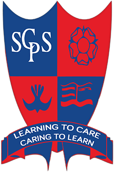 St Columba's Catholic Primary School logo